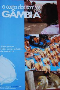 Gâmbia, guia de viagem