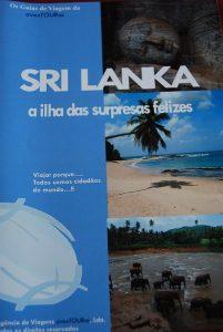 Sri Lanka, guia de viagem